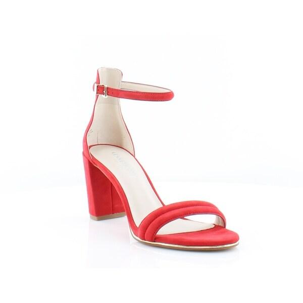 Kenneth Cole Lex Women's Heels Red NU - 7