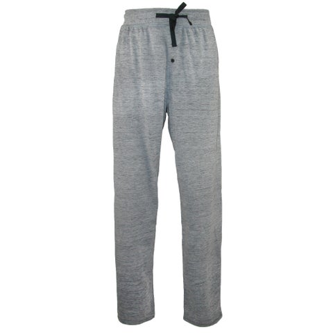 Hanes Men's Big and Tall Space Dye Knit Pant