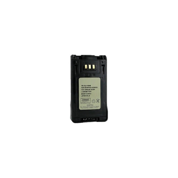 Battery for Kenwood BLI-KNB48 (Single Pack) Replacement Battery