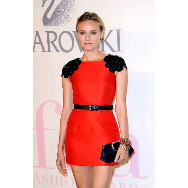 Shop Diane Kruger At Arrivals For The 2009 Council Of Fashion Designers Of America Cfda Fashion Awards Alice Tully Hall At Lincoln Ce Overstock 24386380