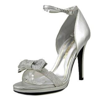 Caparros Zolina Open-Toe Synthetic Heels