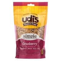 Udi's Granola - Gluten Free Cranberry - Case of 6 - 12 oz.