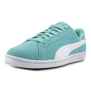 Puma Smash FUN SD Jr Round Toe Leather Sneakers