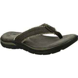 aab9afebee73 Buy Size 7 Skechers Men s Sandals Online at Overstock.com