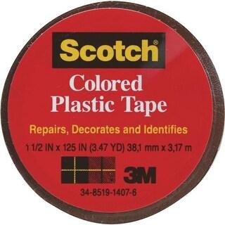 """3M Scotch 1-1/2""""Brn Pl Tape 191BN Unit: ROLL"""