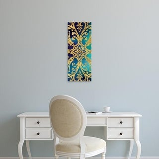 Easy Art Prints Jess Aiken's 'Little Jewels VIII' Premium Canvas Art