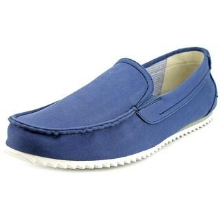 GBX Harpoon Men Navy Loafers
