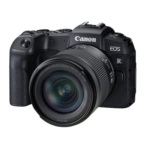 Canon EOS RP Mirrorless Camera with 24-105mm f/4-7.1 STM Lens Kit