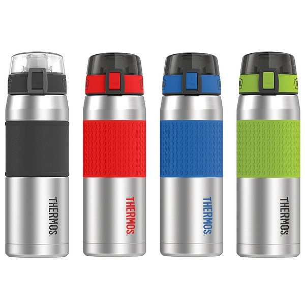 shop thermos 24 oz vacuum insulated stainless steel hydration water