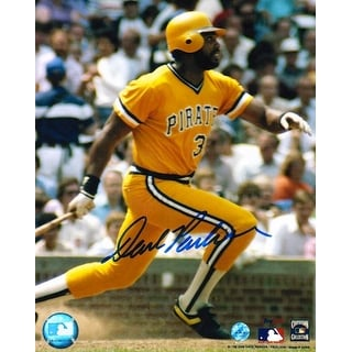 Autographed Dave Parker Pittsburgh Pirates 8x10 Photo