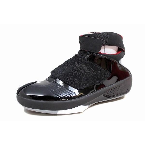 Nike Men's Air Jordan XX 20 Black/Stealth-Varsity Red Stealth 310455-001