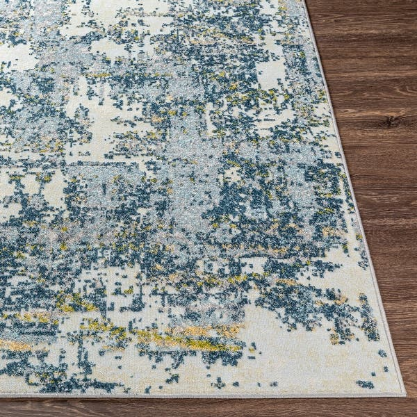 Torres Modern Abstract Area Rug Overstock 31730551