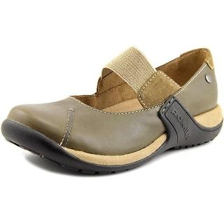 Romika Milla 75 Round Toe Leather Loafer