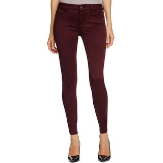 DL1961 Womens Marguax Ankle Jeans Instasculpt Twill