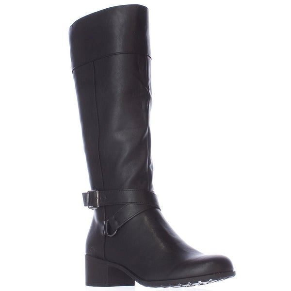SC35 Vedaa Riding Boots, Black
