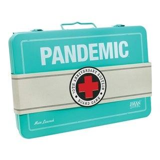 Pandemic: 10th Anniversary Edition Board Game - Multi