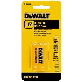 """DeWalt 1-1/2"""" Hole Saw"""