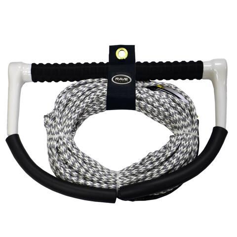Rave sports rave fuse ski/wakeboard rope w/polybond de line 02336