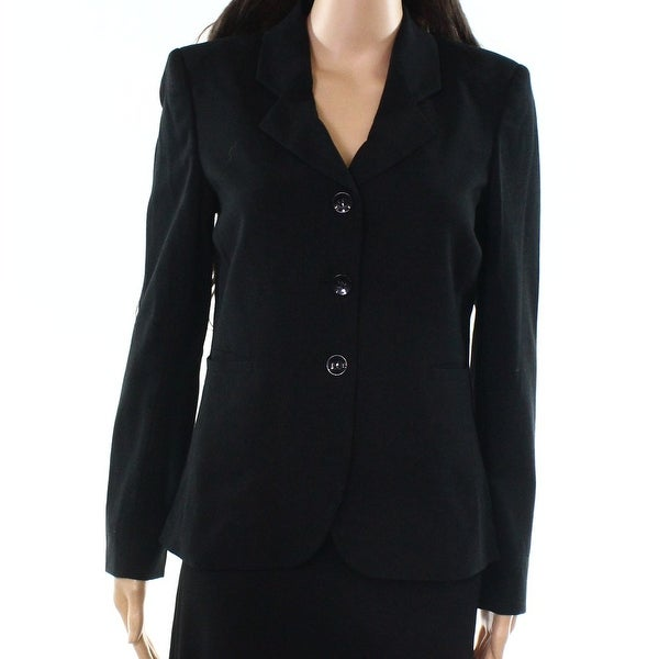 Shop By Timo Womens Medium Notched Lapel Three Button