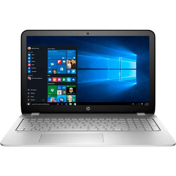"Manufacturer Refurbished - HP Envy 15T-Q400 15.6"" Laptop Intel i7-6700HQ 2.60GHz 8GB 1TB Win10"
