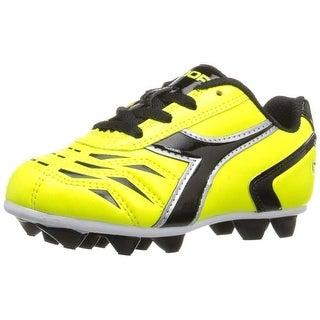 Diadora Soccer Kids' Capitano MD Jr Sneaker - 5 medium us little kid