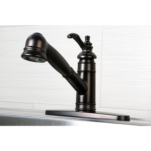 Templeton 1-Handle Pull-Out Kitchen Faucet