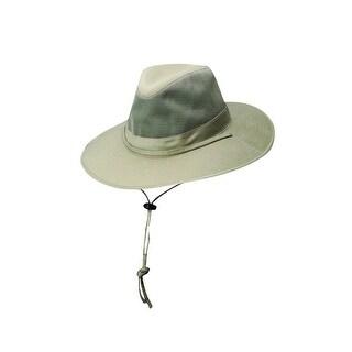 DPC Outdoor Design Solarweave SPF 50+ Safari Hat