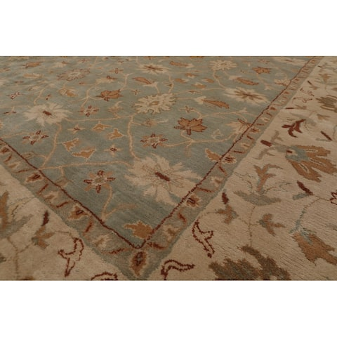 Persian Oriental Area Rug Hand-Tufted 100% Wool Traditional Persian (9'x12') - 9' x 12'