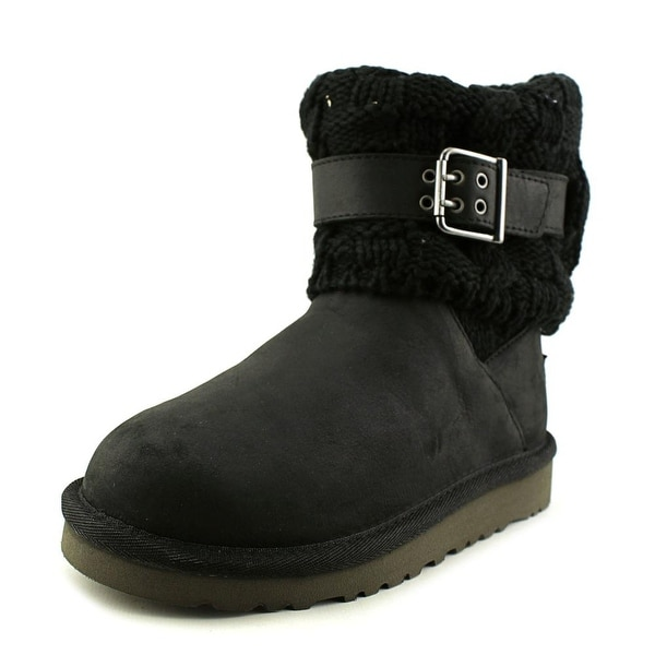 Ugg Australia Cambridge Women Round Toe Suede Winter Boot