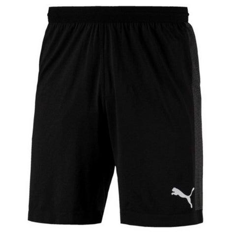 Puma Mens Final Evoknit Gk Shorts - puma black-puma white