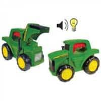 John Deere 35083 Tractor Flashlight for Ages 18 Months & Up