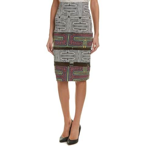 Nicole Miller Artelier Pencil Skirt