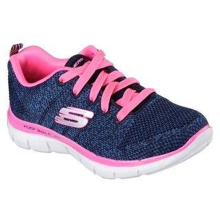 Skechers 81655L NVHP Girl's SKECH APPEAL 2.0 - HIGH ENERGY Sneaker