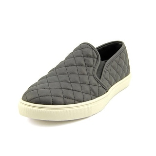 Steve Madden Ecentric-Q Women   Synthetic Black Fashion Sneakers