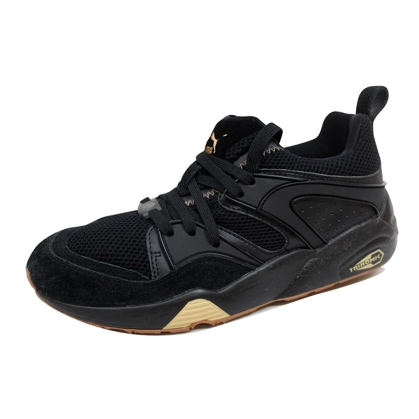 Puma Women's Blaze Of Glory X Careaux Puma Black/Puma Black 361419 01 Size 7