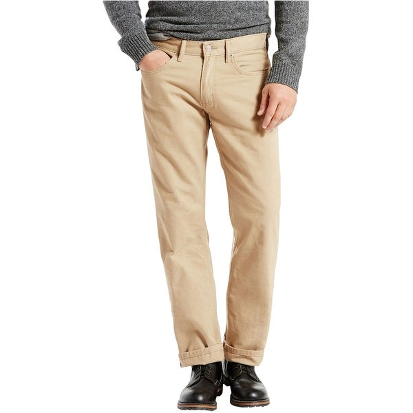 Levi's Mens 559 Relaxed Jeans, beige, 31W x 30L - 31W x 30L. Opens flyout.