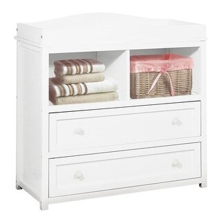 AFG Athena Leila I Changing Table in White