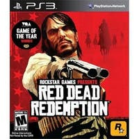 Take-Two 47006 Red Dead Redemption - GOTY PS3