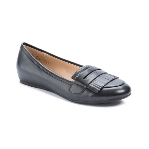 Andrew Geller Posy Women's Flats & Oxfords Black