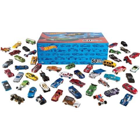 Mattel v6697 hot wheels 50 car