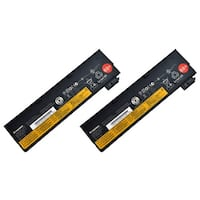 Replacement Battery for Lenovo 0C52862 (2-Pack) Replacement Battery