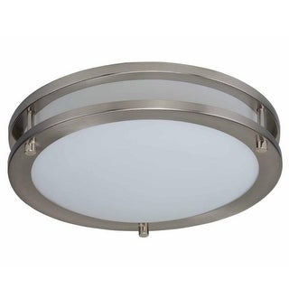 Miseno MLIT-03-4134 Single Light Energy Star LED Flush Mount