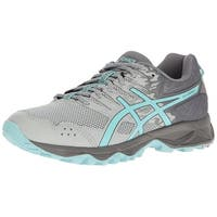 ASICS Womens GEL- sonoma Leather Low Top Lace Up Running Sneaker