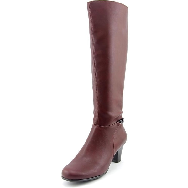 Aerosoles Margarita  W Round Toe Synthetic  Knee High Boot