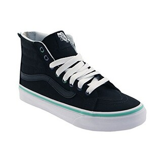 Vans Womens SH8-HI Fabric Hight Top Lace Up Fashion Sneakers