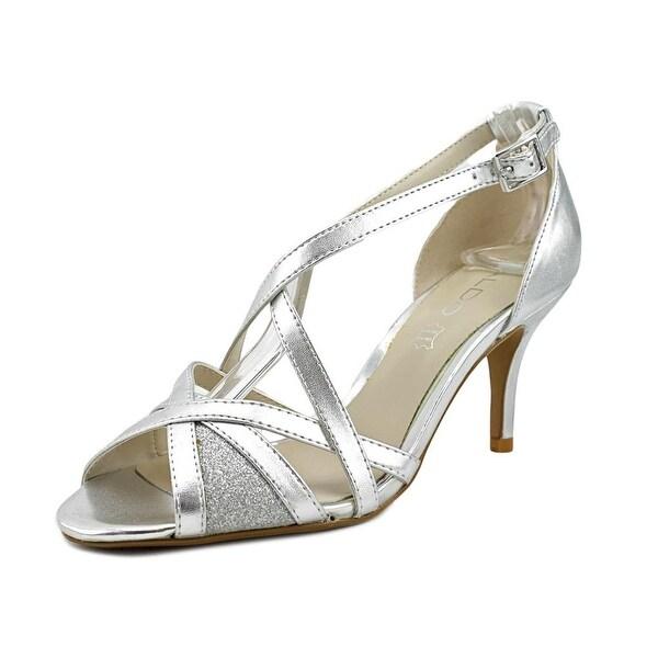 Aldo Kiho Women Silver Sandals