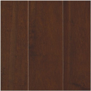 """Mohawk Industries BCE57-MAP  5"""" Wide Engineered Hardwood Flooring - Handscraped Maple Appearance- Sold by Carton (28.25"""
