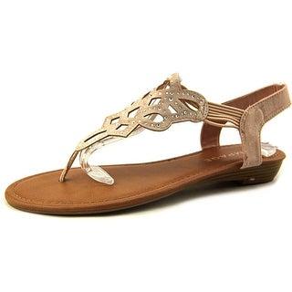 Rampage Carmaxa Open Toe Synthetic Sandals