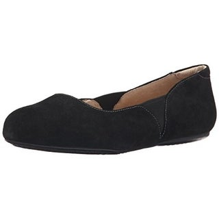 SoftWalk Womens Norwich Solid Dress Ballet Flats