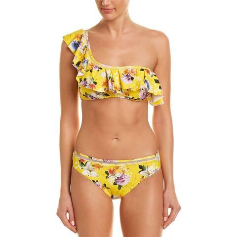 Nanette Lepore Monaco Tease 2Pc Bikini Set
